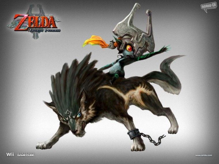 Zelda Twilight Princess wallpapers Zelda Twilight Princess stock