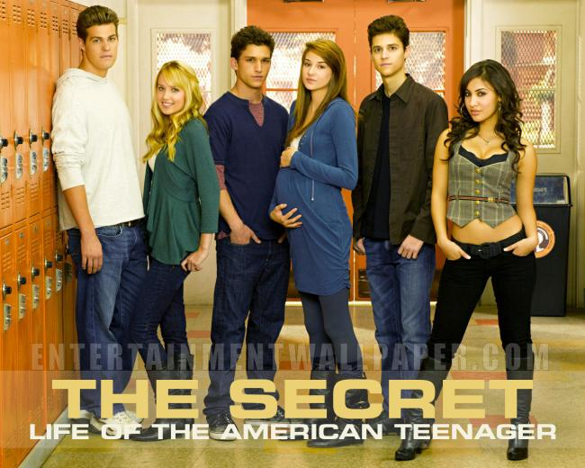The Secret Life of the American Teenager Wallpaper   20018478