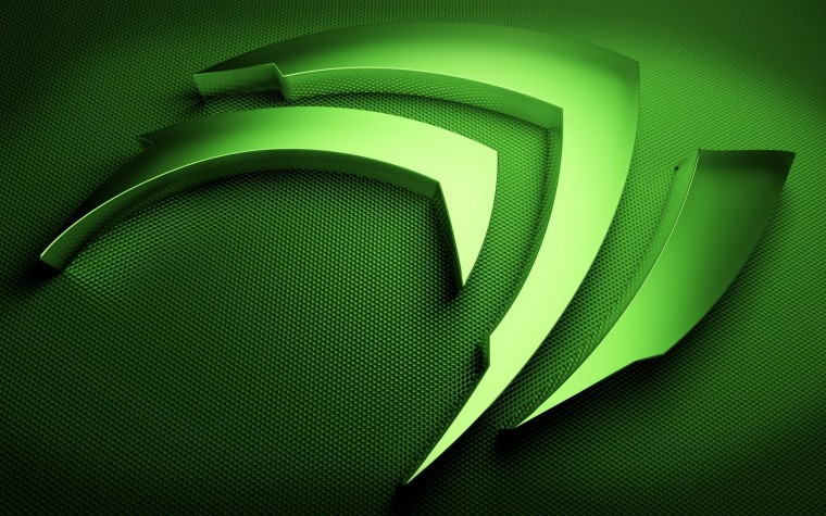 Wallpapers Box nVidia Logo 1920x1200 HD Wallpapers