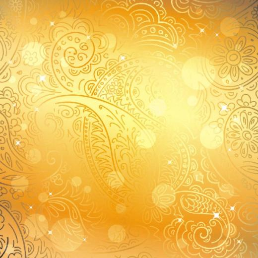The bright pattern background vector material My Photoshop