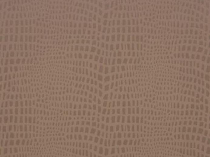 Delivery on Strike Mocha Brown Crocodile Skin Wallpaper