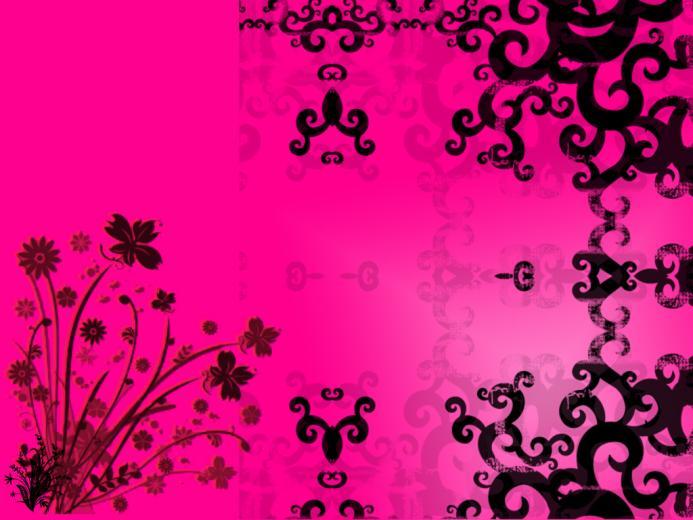 pink wallpaper web Black And Pink Heart Wallpaper
