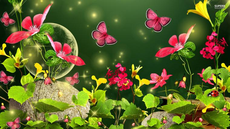 Butterflies images Awesome Butterflies HD wallpaper and background