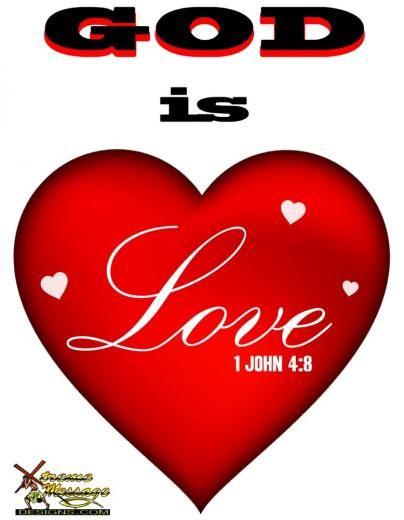 Card Wallpapers God is Love Pictures Images Backgrounds
