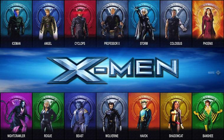 X Men Wallpaper Hd posted by Zoey Tremblay