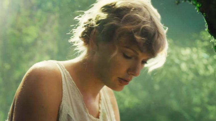 Inside Taylor Swifts Folklore All the Lyrics Easter Eggs and