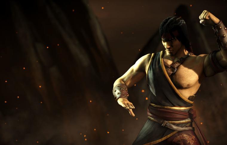 Wallpaper Liu Kang Mortal Kombat X Liu Kang mkx Liu Kang