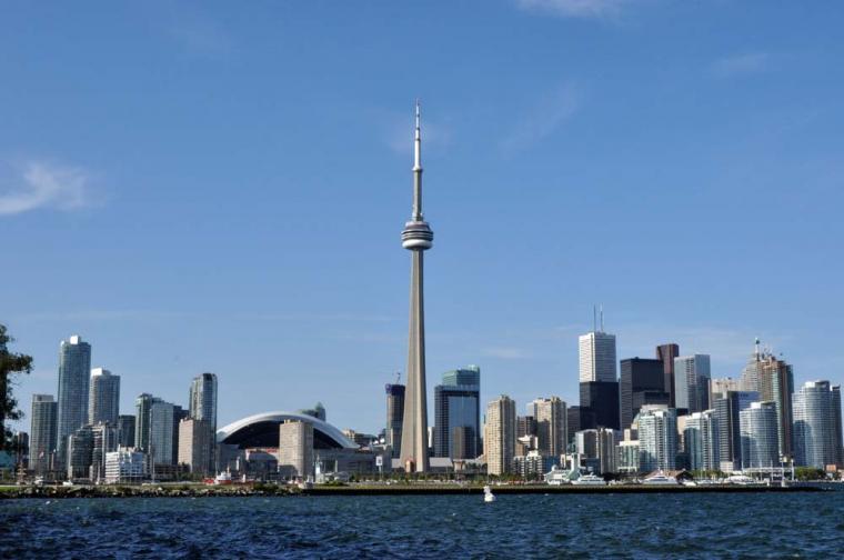 Toronto Grand Prix Tourist A Toronto Blog Toronto Skyline   Where is