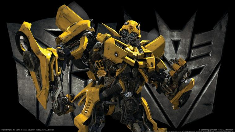 bumble game transformers wallpapers walls