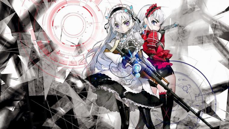 Chaika  The Coffin Princess  Wallpapers Backgrounds