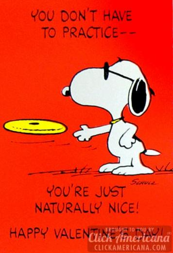 Peanuts Vintage Snoopy Valentines Day cards   Click Americana