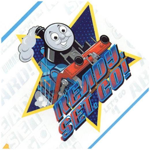 Thomas Tank Train Speed White Wallpaper Border   Pricefallscom