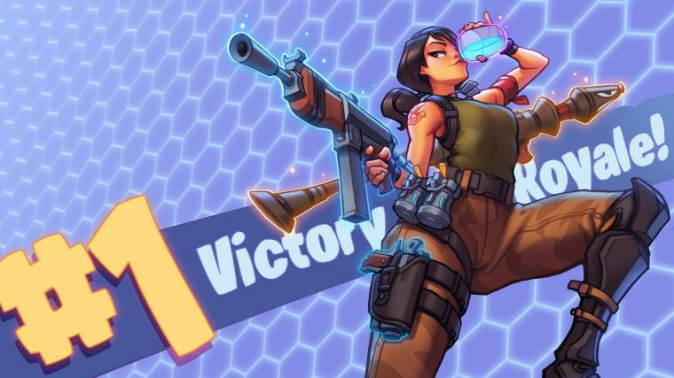 Fortnite   2018 VICTORY ROYALE  Youtube by KNKL on