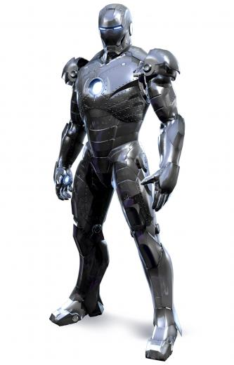 Mark II Iron Man Wiki FANDOM powered by Wikia