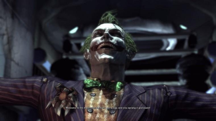Batman Arkham Asylum Joker wallpaper   138776