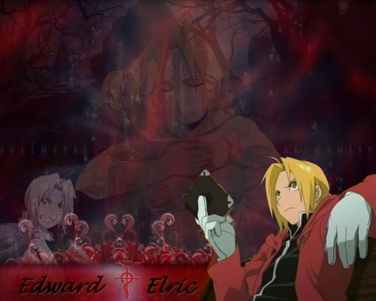 Edward Elric Fullmetal Alchemist wallpaper Anime Forums Anime News