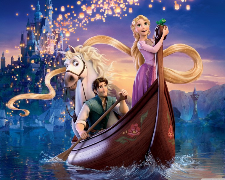 Tangled Movie Rapunzel Movie HD Wallpapers HD Wallpapers Depot Pro
