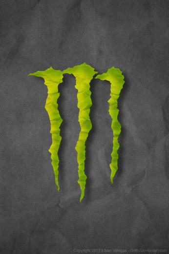 Monster Energy wallpaper iPhone 44S by Drifts