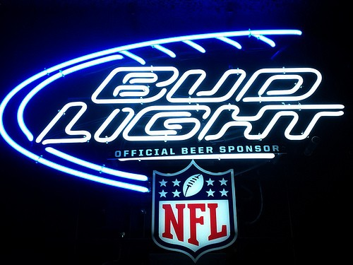 Bud Light Official Beer Sponsor NFL Flickr   Photo Sharing