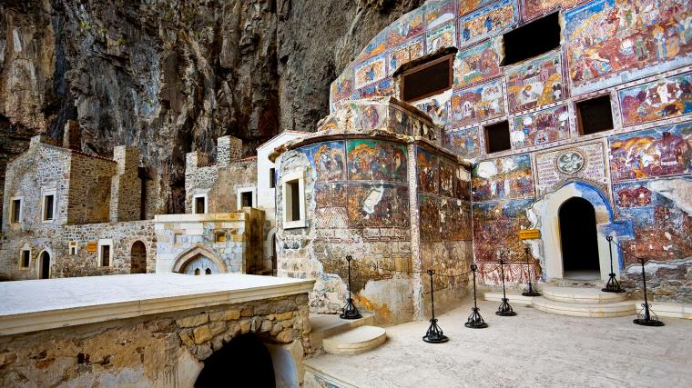 Most Incredible   And Ancient   Monasteries Youve Never Even
