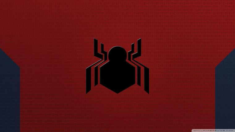 Spider Man Homecoming Symbol HD Wallpapers   Top Spider Man