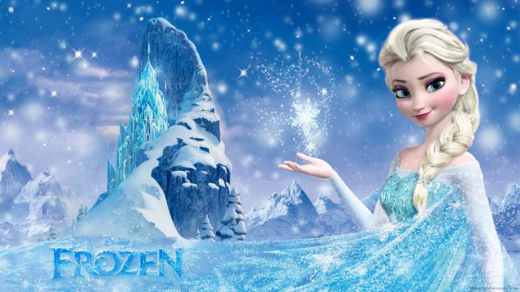 Frozen Elsa Frozen Wallpaper 37732274 Fanpop