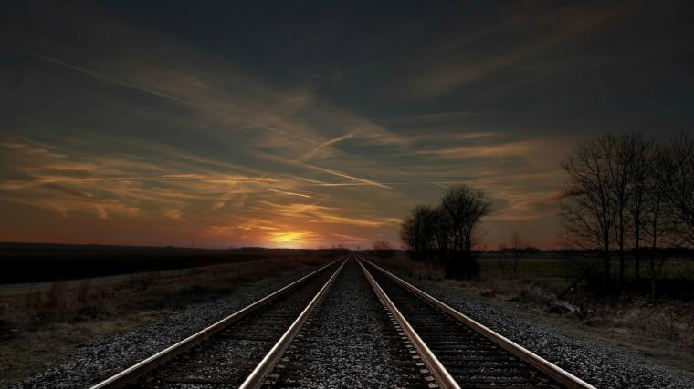 Waiting for the train wallpapers and images   wallpapers pictures