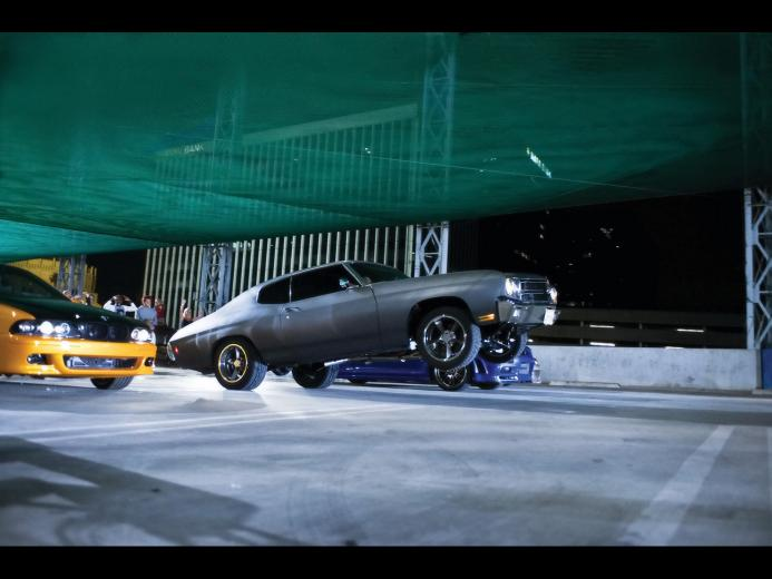 Fast Furious Movie Cars   Chevelle Wheelie   1600x1200   Wallpaper
