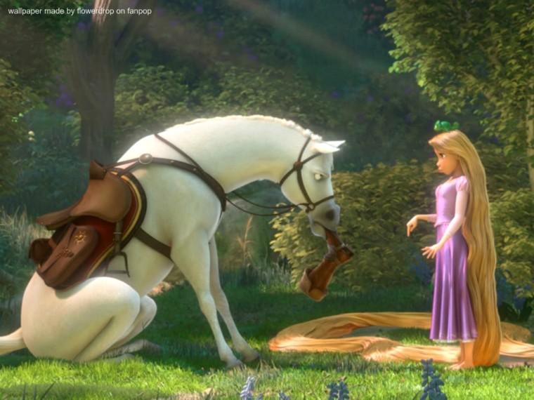 Rapunzel Wallpaper   Disney Princess Wallpaper 28959158