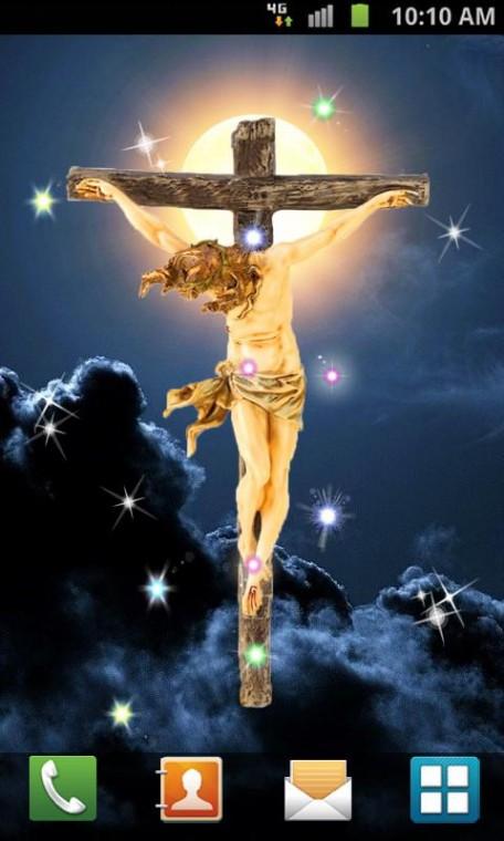 Jesus Cross Live Wallpaper   Izinhlelo ze Android ku Google Play