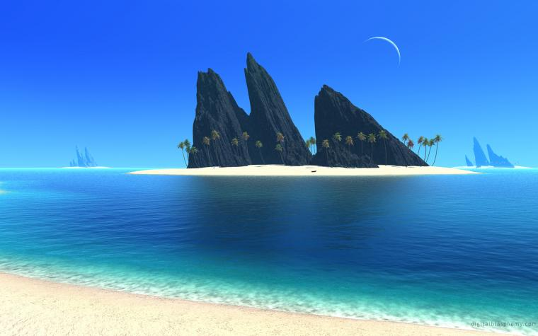 Best Beaches HD Wallpaper 1920 X 1200 01