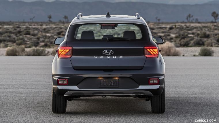 2020 Hyundai Venue   Rear HD Wallpaper 13