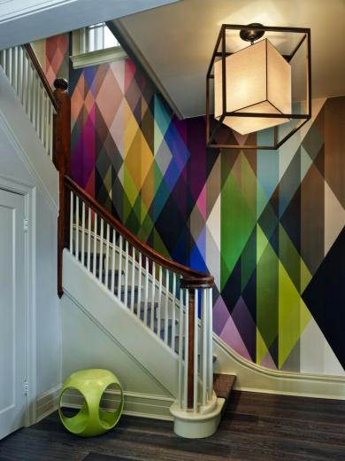Wallpaper Wednesday Circus Wallpaper by Cole and Son   Love Chic