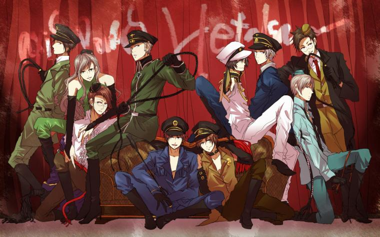 Hetalia images Hetalia wallpaper photos 17399155