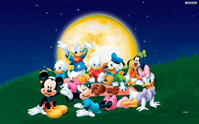 Disney Desktop Backgrounds Images