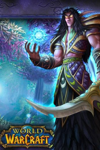 World of Warcraft SN07 iPhone wallpapers Background and Themes