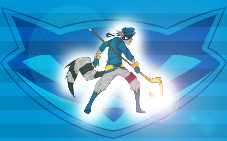 Games Wallpapers   Sly Cooper wallpaper