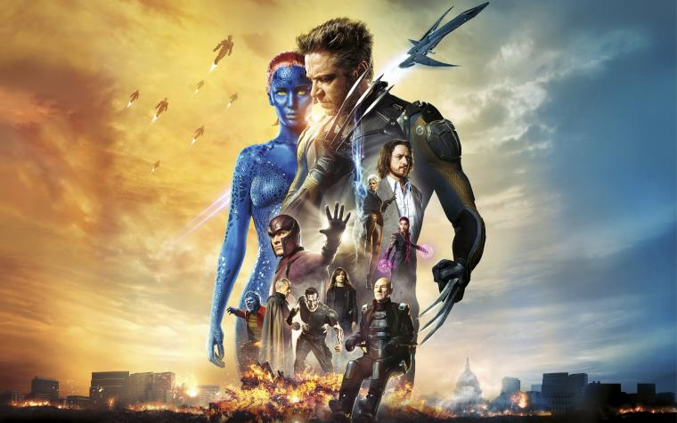 download Men Days of Future Past Movie Wallpapers HD
