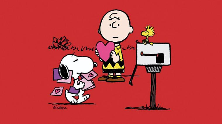 Ver Be My Valentine Charlie Brown 1975 online y descargar gratis