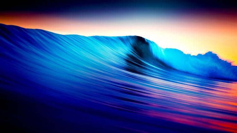 4k hd wallpaper rolling waves mod 1st 4k wallpaper from aaron s