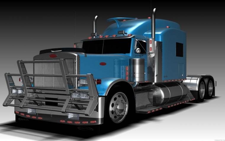 Picture Truck 3D Wallpaper 8651 2324 Wallpaper High Resolution