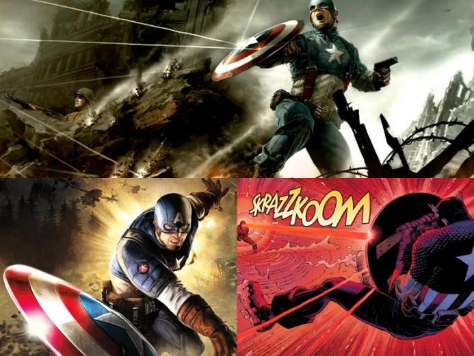 Captain America Screensaver   Animated Wallpaper[h33t][Screensavers