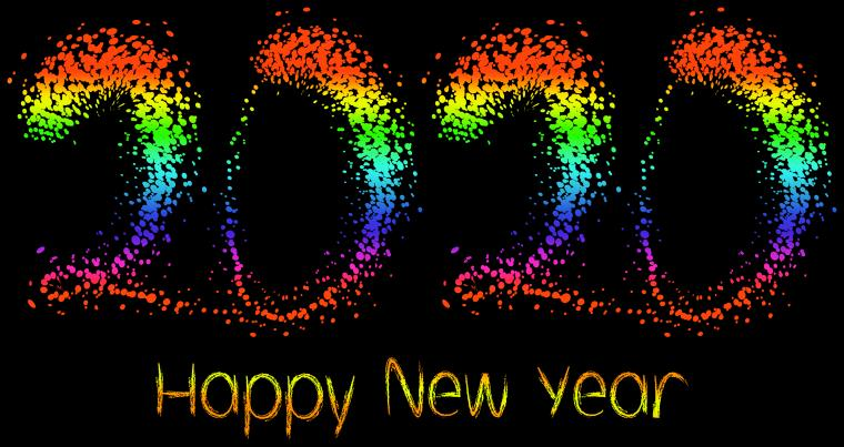 2020 Happy New Year PNG Clipart Image Gallery Yopriceville