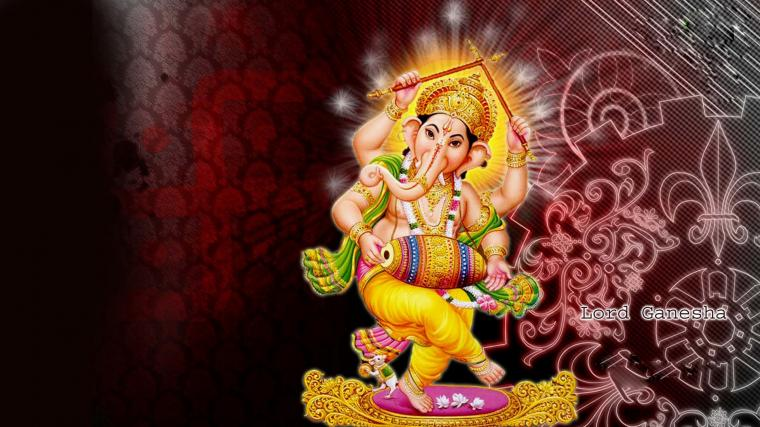 Lord Ganesha Indian God HD Desktop Wallpapers HD Wallpapers