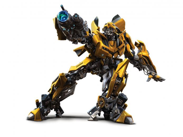Transformers Bumble Bee   Wallpaper Pin it