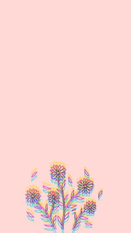 pink aesthetic wallpaper soft in 2018 Pinterest