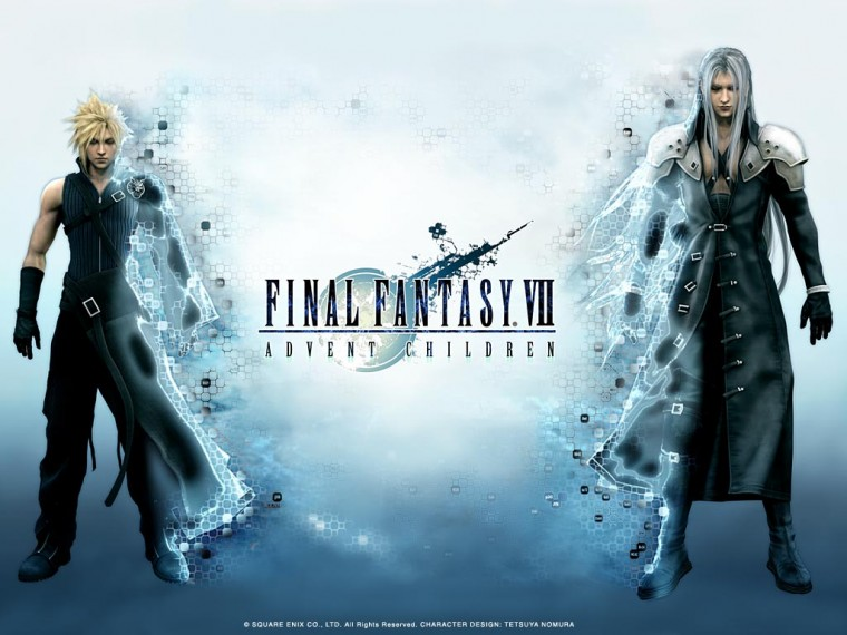 Labels Final Fantasy Wallpapers Movie Wallpapers