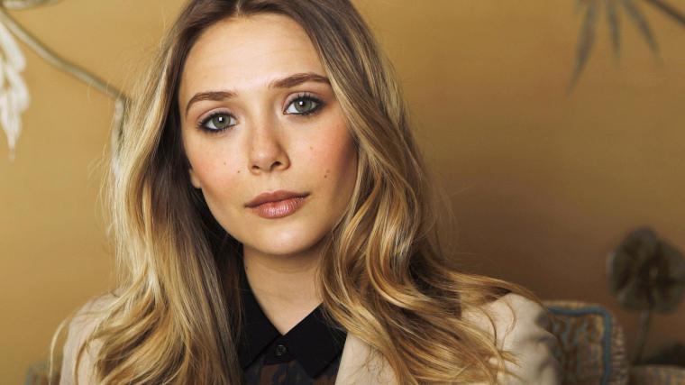 Elizabeth Olsen Actress Pictures