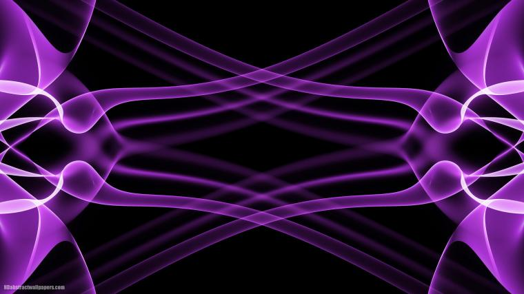Abstract purple wallpaper with black background HD