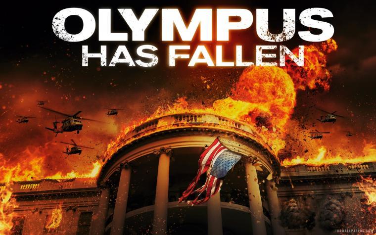 Olympus Has Fallen Wallpaper